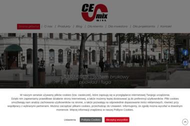 Cemix Sp. z o.o. - Posadzki betonowe Pyskowice
