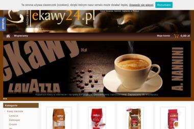 Hurtownia kawy Lavazza Intercafe Sp. z o.o. - Dostawcy artykułów spożywczych Szczecin