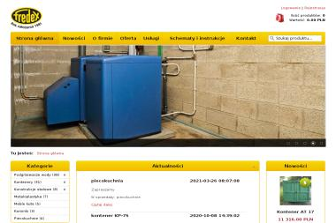 FREDEX - Import Export - Gąsior sp.j. - Ogrodzenia betonowe Nowa Sól
