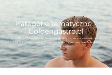 GOLDENGASTRO - Dostawcy maszyn i urządzeń Łódź