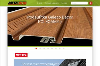 P.P.H.U METALBUD - Pokrycia dachowe Zielona Góra