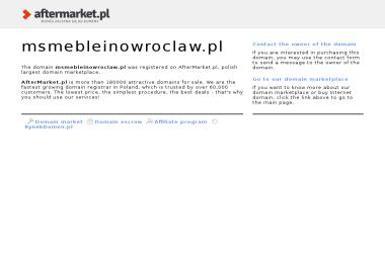 MS MEBLE - Szafy na wymiar Inowrocław