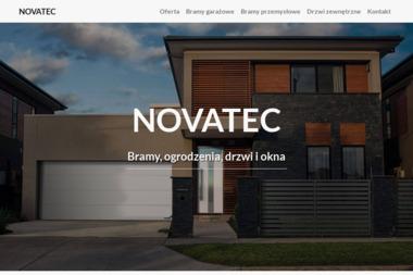 Novatec - Bramy garażowe Sosnowiec