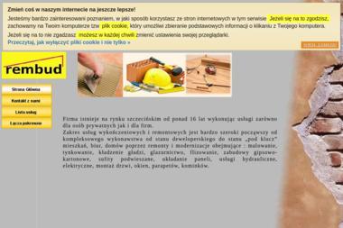 Www.rembud.szczecin.pl - Ocieplanie Elewacji Szczecin