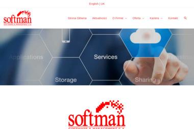 SOFTMAN S.A. - Firmy informatyczne i telekomunikacyjne Piaseczno
