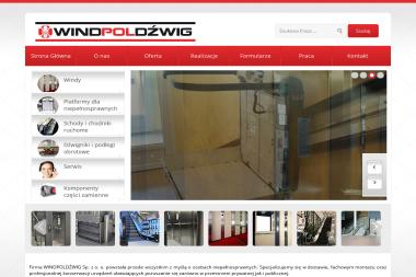 Windpoldźwig Sp. z o.o. - Firma transportowa Zielona Góra