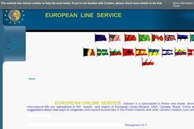 European Line Service - Dla przemysłu metalurgicznego Rzeszów