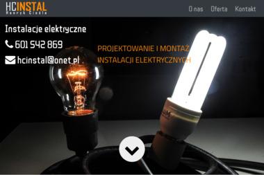 HC INSTAL Henryk Cieśla - Penele Grzewcze Trachy