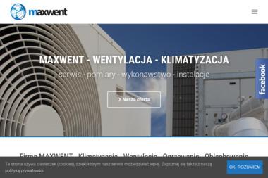FHUP Maxwent Mariusz Stalmach - Urządzenia, materiały instalacyjne Trzciana