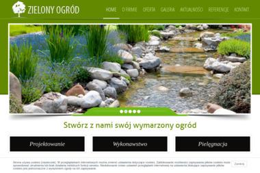 Zielony Ogród - Wiaty Ogrodowe Białogard