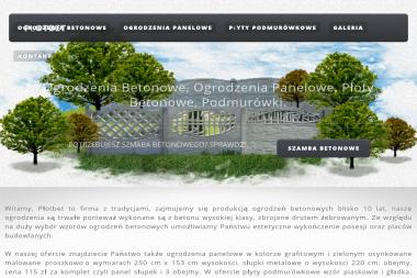 PŁOTBET - Projektowanie ogrodów Jastrzębia