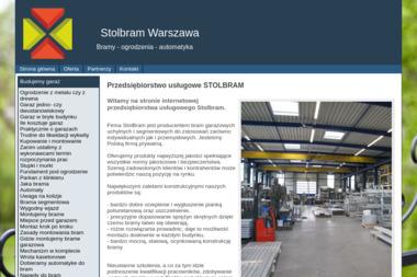 STOL-BRAM S.C. - Okna PCV Piaseczno