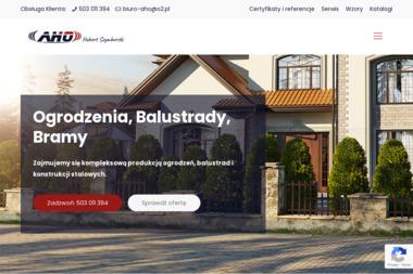 AHO Hubert Szymborski - Bramy garażowe Klembów