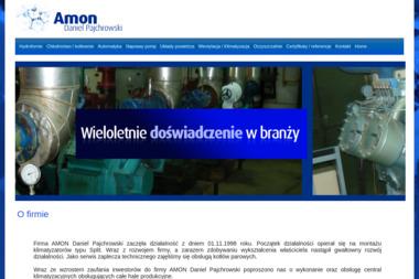 Amon Daniel Pajchrowski - Instalacje Granowo