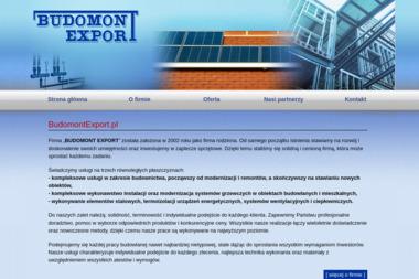 Budomont Export B.Parzoch Sp.K - Pompy ciepła Bytom