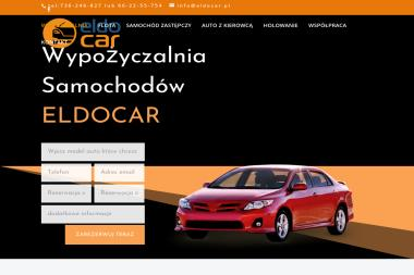 ELDOCAR Łukasz Odziemek - Samochody osobowe używane Głosków
