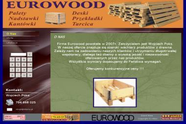 Tartak Eurowood - Tartak Konopiska