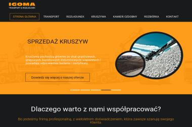 IGOMA - Żwir Mogilno