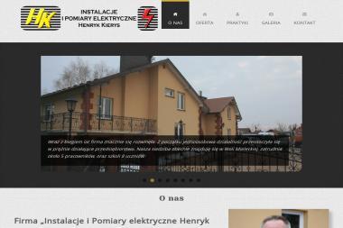 Instalacje i pomiary elektryczne Henryk Kierys - Montaż oświetlenia Mielec