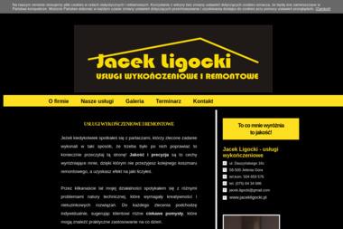 Jacek Ligocki - usługi wykończeniowe i remontowe - Ocieplanie Pianką PUR Jelenia Góra