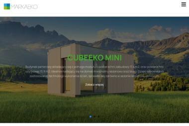 Biuro Usług Inwestycyjnych mar-ka - Domy modułowe Jeleśnia