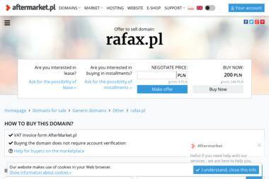 RAFAX - Stolarka Aluminiowa Tarnobrzeg