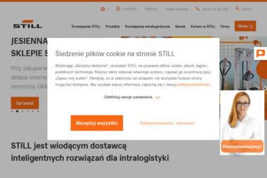 STILL POLSKA Sp. z o.o. - Długoterminowy wynajem wózków widłowych Gądki
