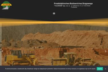 PBD Tre-DROM sp. zoo. - Wynajem Rusztowania Biała Podlaska