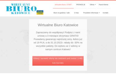 Wirtualne Biuro Katowice - E-biuro Katowice