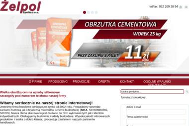 Żelpol Sp.zo.o. - Budowa domów Czeladź