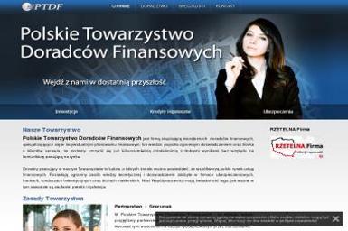 Polskie Towarzystwo Doradców Finansowych - Ubezpieczenie firmy Łódź