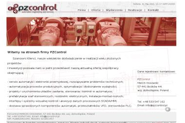 PZControl Marcin Ossowski - Firma IT Nowa Ruda
