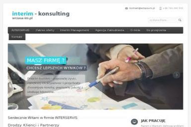 Włodzimierz Rząsa Interim-Konsulting - Biznes plan Jarosław