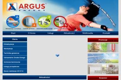 Argus Sp. z o.o. - Klimatyzacja Jasło