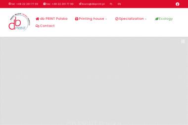 Db Print Polska Sp z o.o. - Obsługa Informatyczna Firm Grodzisk Mazowiecki