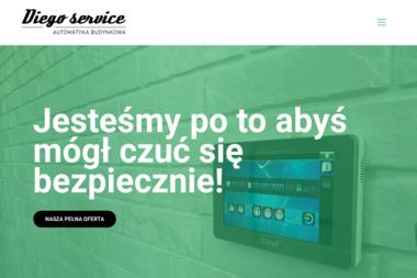 Diego Service - Drzwi Garażowe Zbąszyń