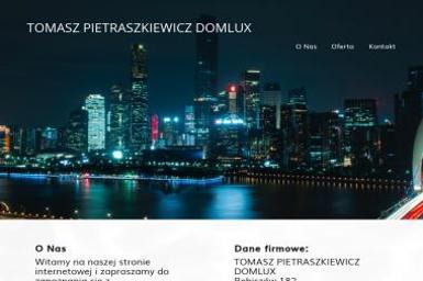 Domlux - Ogrodzenia panelowe Lubień Kujawski