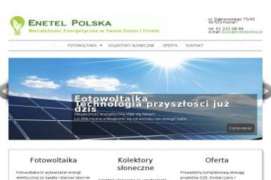 Enetel Polska Sp. z o.o. - Kotły Gazowe Poznań