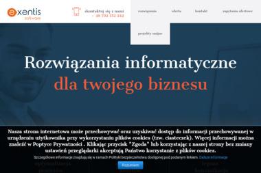 EXENTIS - Strony Internetowe Kielce