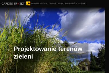GARDEN PROJEKT - Projektowanie ogrodów Lisia Góra