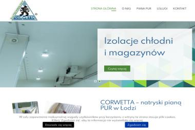 P.P.H.U. CORWETTA - Posadzki Łódź