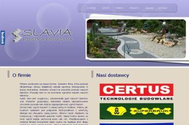 Slavia Kostka Brukowa - Biuro Architektoniczne Ostrów Mazowiecka