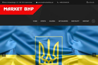 Market BHP sp. z o.o. - Odzież robocza Warszawa