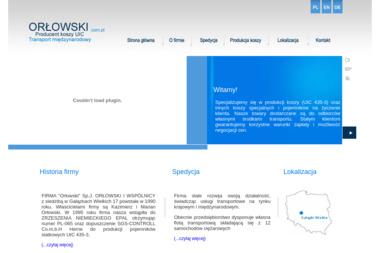 Przedsiębiorstwo Produkcyjno-Handlowo-Usługowe ORŁOWSKI SP.J. ORŁOWSKI I WSPÓLNICY. - Pożyczki Bez BIK Nowe Skalmierzyce