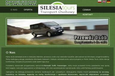 Silesia Tours - Przeprowadzki międzynarodowe Kiełczów