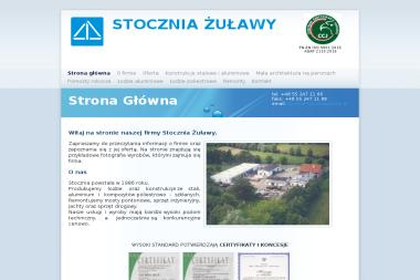 Stocznia Żuławy sp. z o. o. - Bramy Ostaszewo