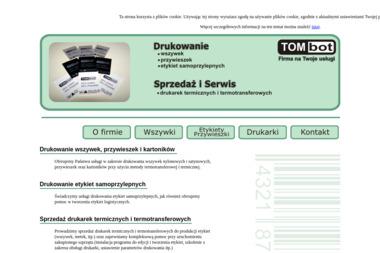 Tombot - Szycie pościeli Tomaszów Mazowiecki