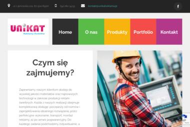 Przedsiębiorstwo Wielobranżowe UNIKAT - Agencja marketingowa Rypin