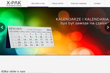 X-PAK Produkcja Opakowań - Druk Cyfrowy Na Tkaninach Częstochowa