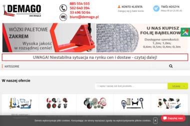 Demago Dariusz Maga - Wózki widłowe Bielsko-Biała